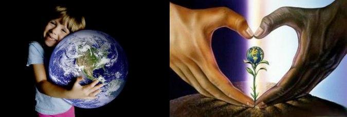 """Apkabinkime Žemę Valentino dieną"""