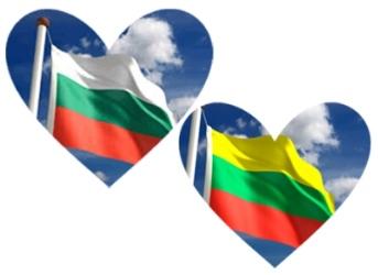 bulgarija ir lietuva