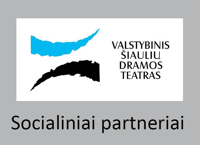Siauliu teatras logo