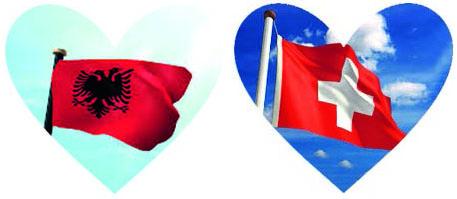 Albanija ir Sveicarija