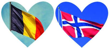 Belgija ir Norvegija