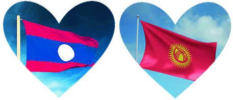 Laos ir Kirgizija