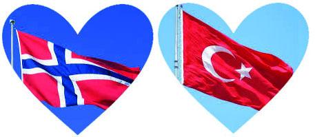 Norvegija ir Turkija