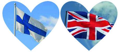 Suomija ir Britanija